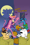 Pink Panther Trick or Pink Cover A Color