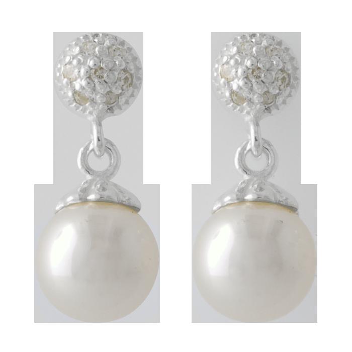 Buy Silver Pearl Ring Online