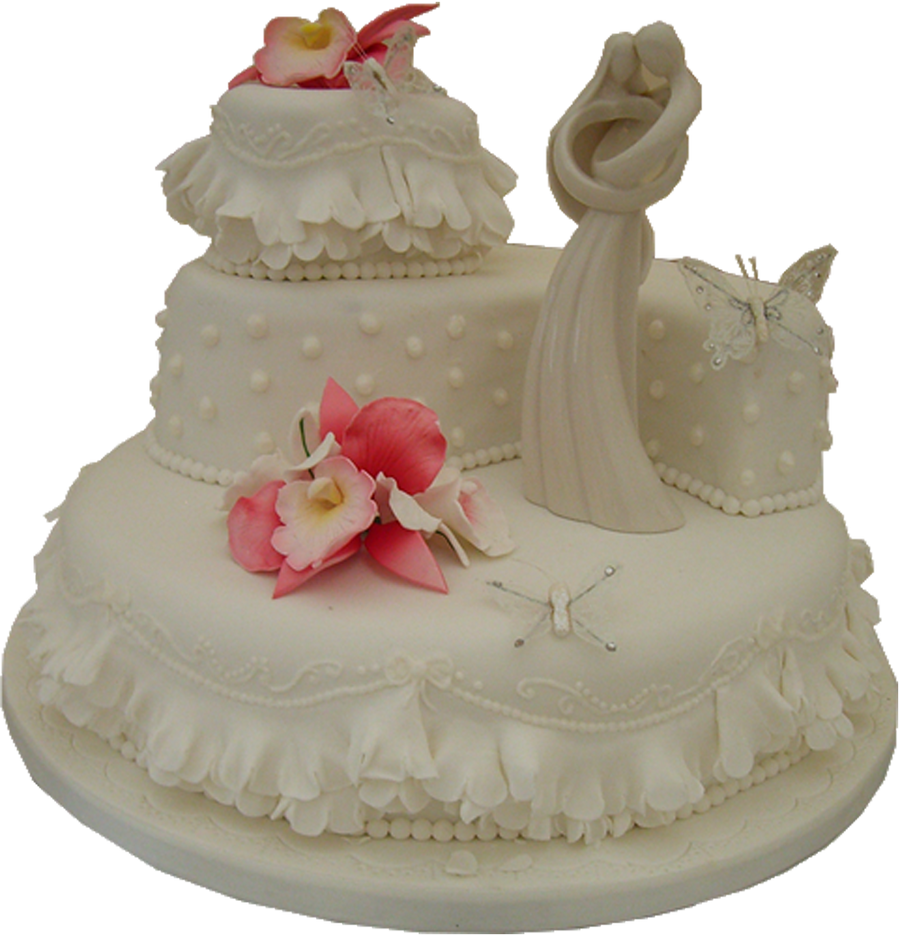 Pre Wedding Cake