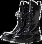 combat boots PNG