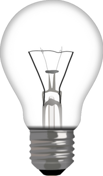 Light Baulb stock png