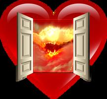 Open heart PNG