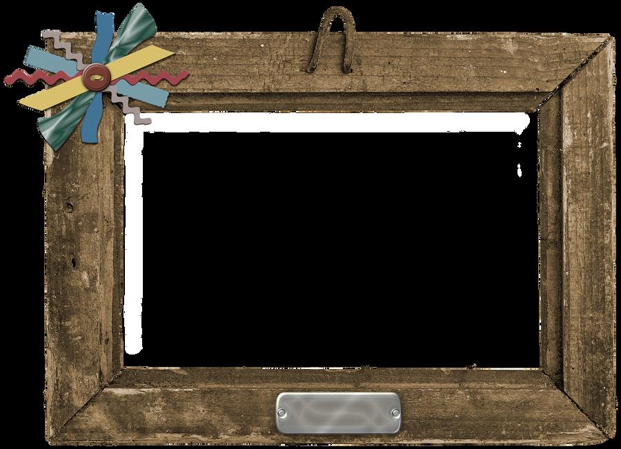 old wood frame by DoloresMinette on DeviantArt