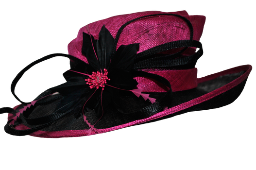 Fancy Pink hat