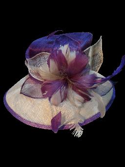 fancy Pink hat by DoloresMinette