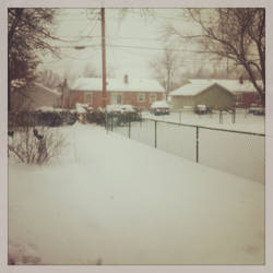 Out My Backdoor - 02212013 by MakiWulf