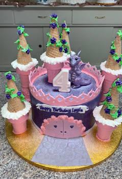 Princess Dragon Castle