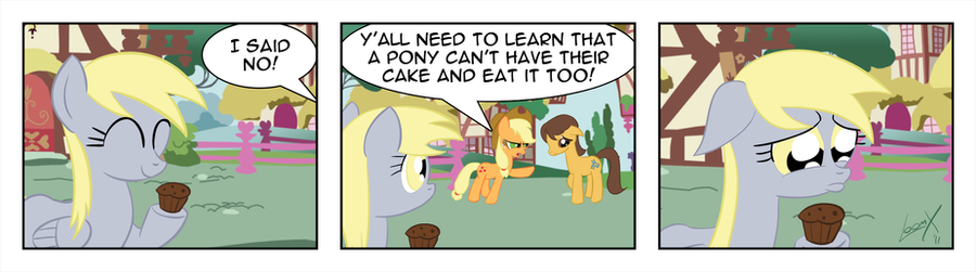 Have Your Cake And Eat It by loomx