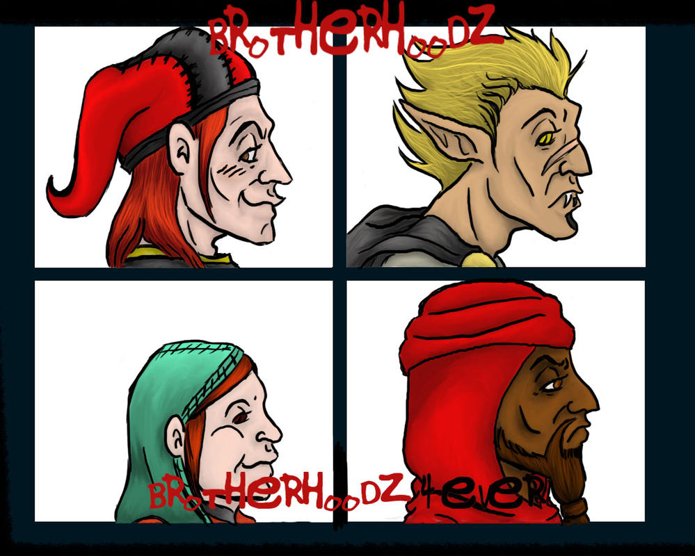 [Brotherhoodz][Contest Entry] by BlackTurkey