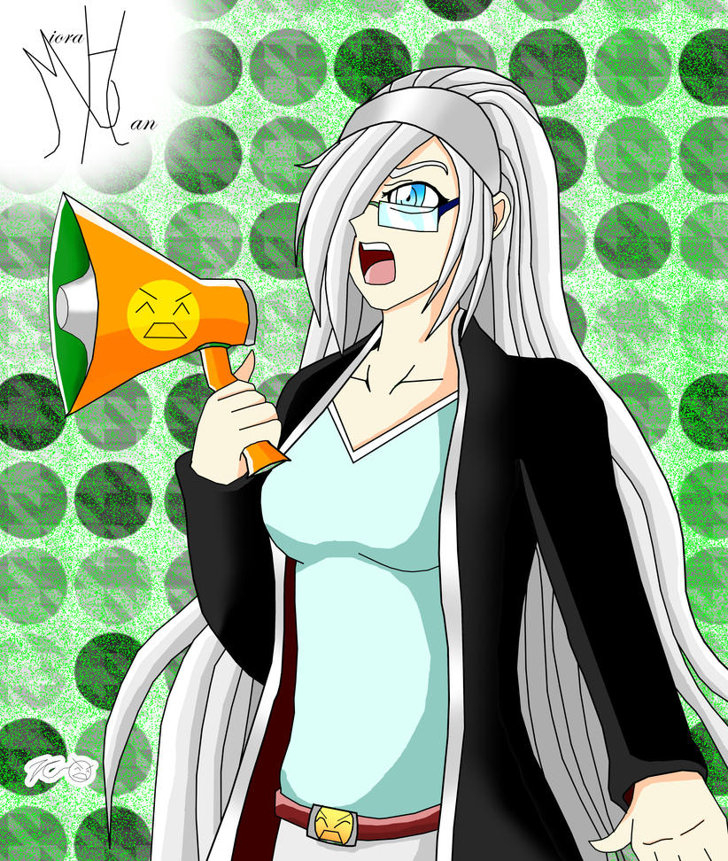 Miora Han---Professional Screamer! by Zecrus-chan