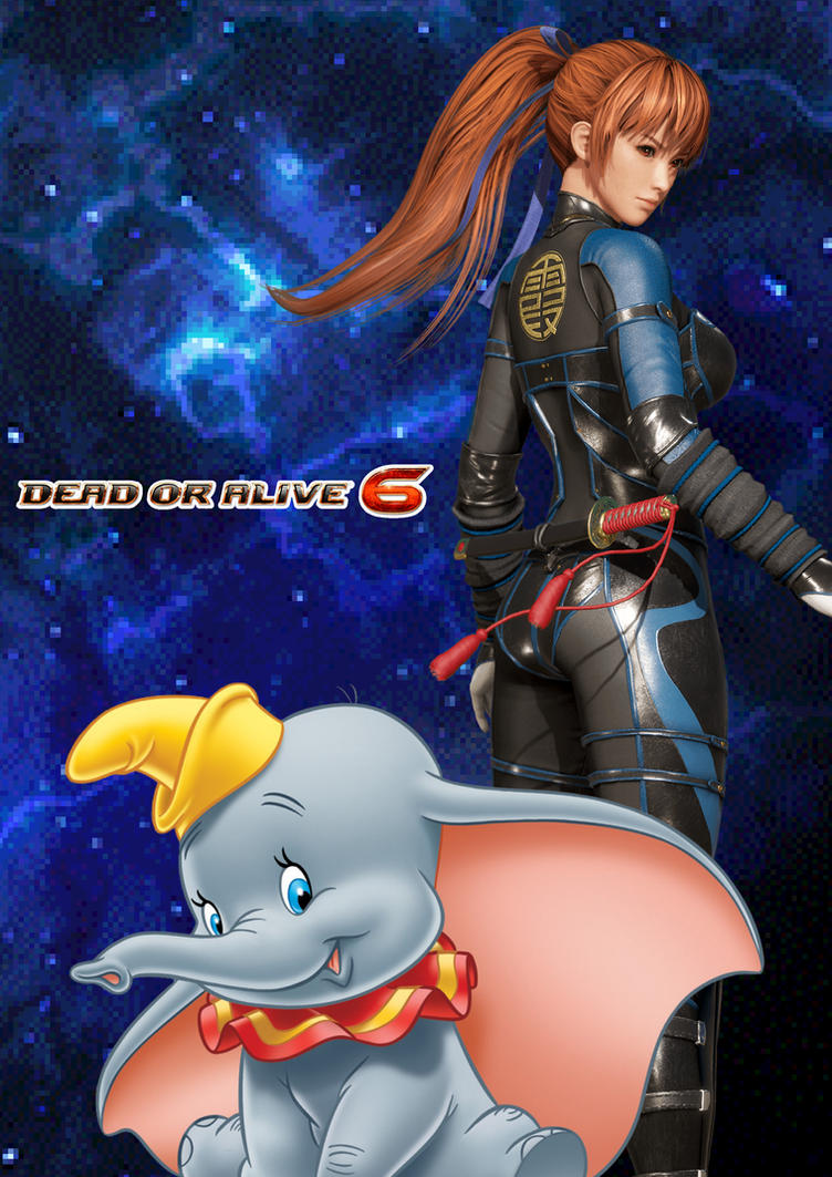 Dumbo in Dead or Alive 6? by Zecrus-chan