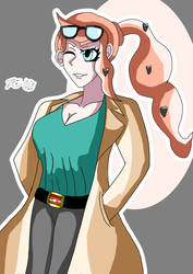 Sonia Casual by Zecrus-chan