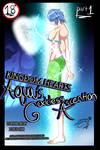 Kingdom Hearts: Aqua's Goddess Ascension #1 cover by Zecrus-chan