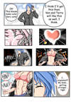 Kingdom Hearts: Aqua's Goddess Ascension pg 1 of 7 by Zecrus-chan