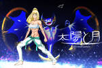 Lillie's Lunar Martial Arts Prowess! by Zecrus-chan