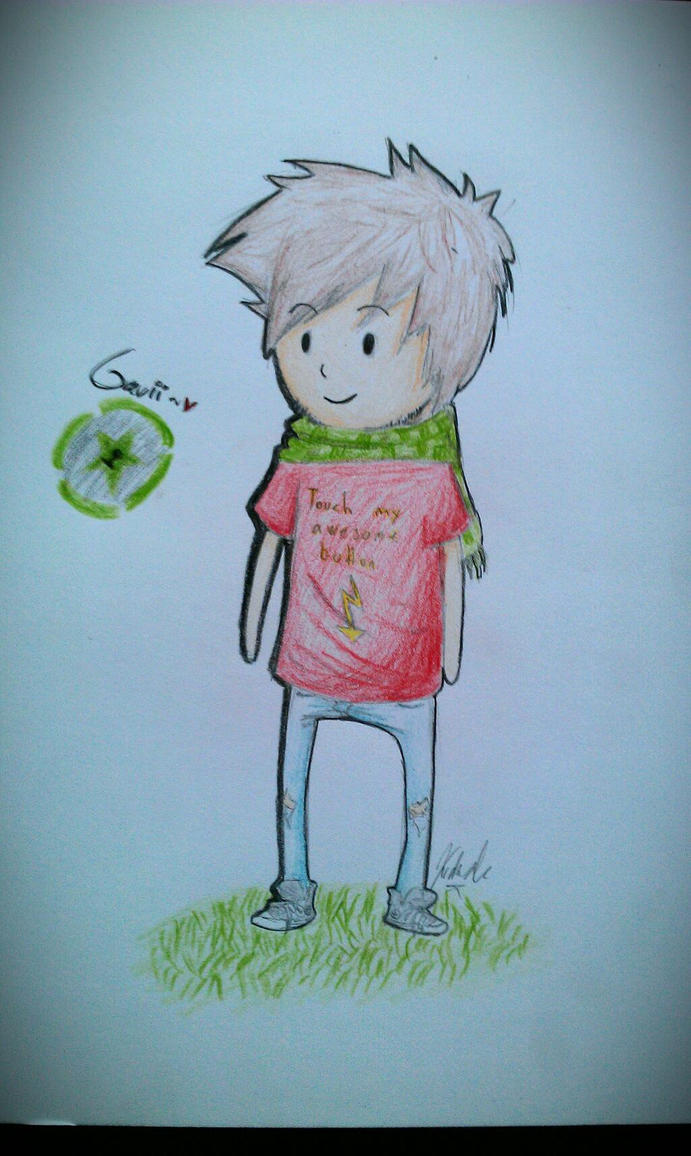 Gavin Free by KichidaMaru