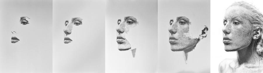 Tarakanja Krov III_Drawing Stages