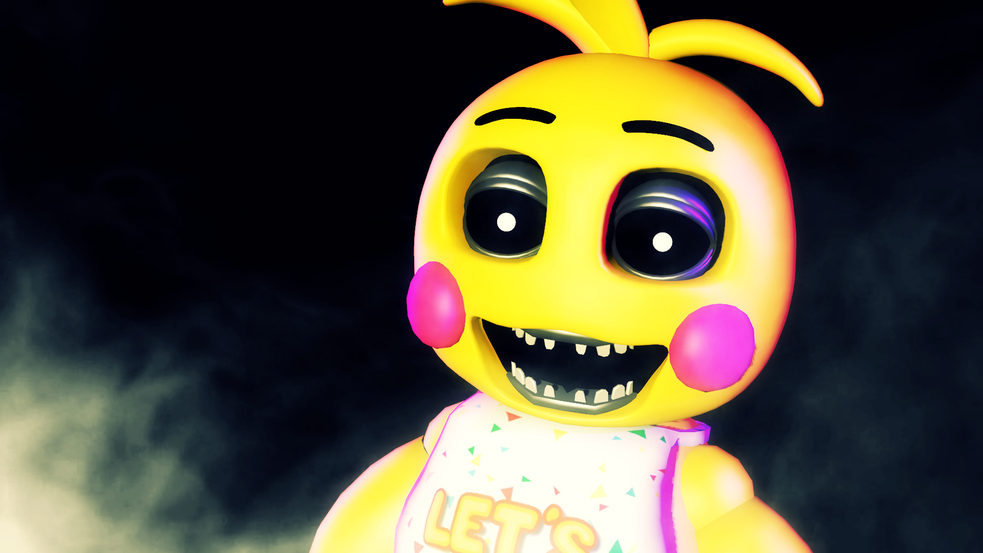art toy chica wallpaper - photo #16