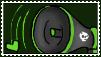 Megaphone stamp by Tweek278