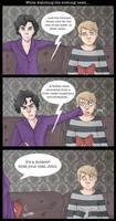 Sherlock, basically by Tweekling