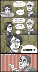 ANDERSON. by Tweekling