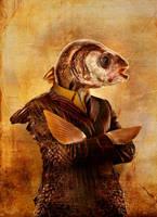 man fish cover by optiknerve-gr