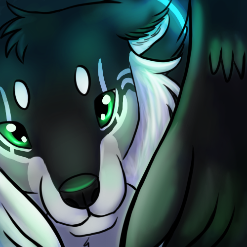 Shadow Frost Icon by Yenverah