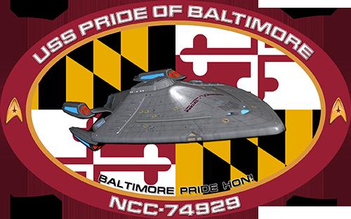 USS Pride Of Baltimore by NiemeyerStudios