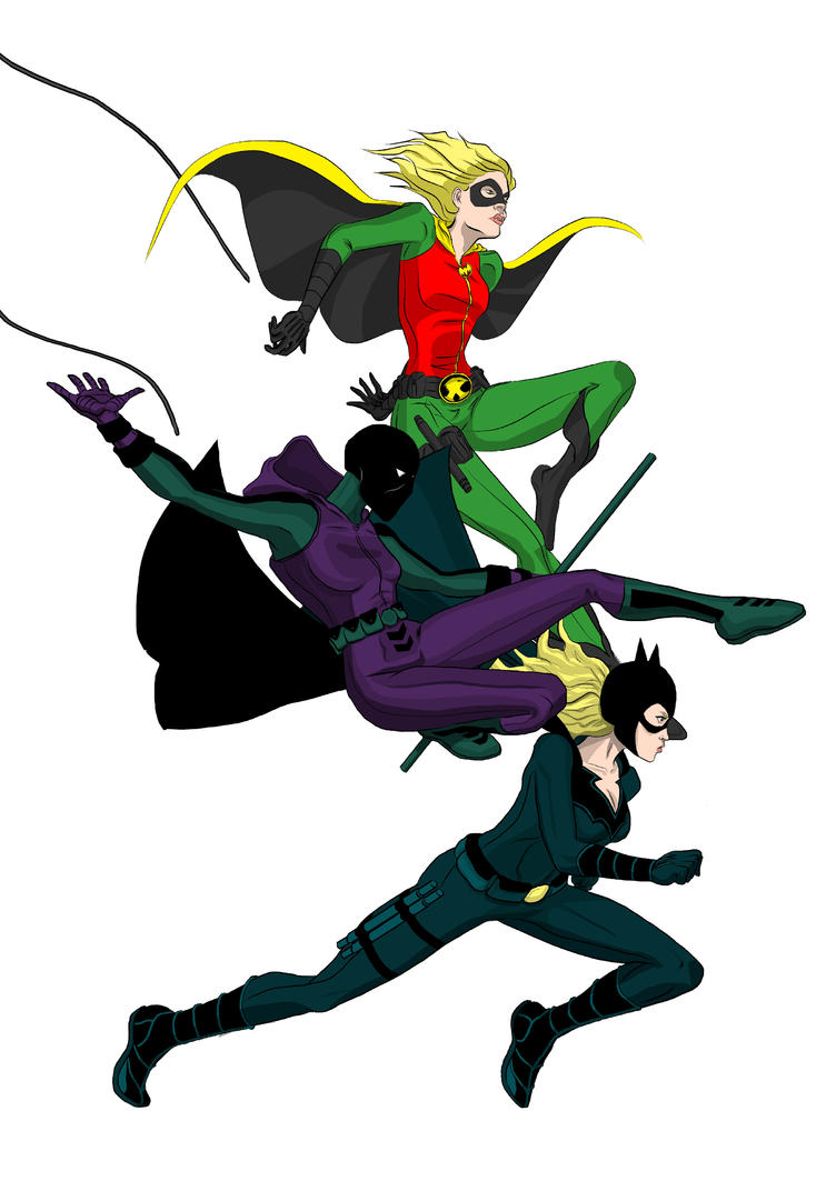 Bring back Stephanie Brown! by Heroid