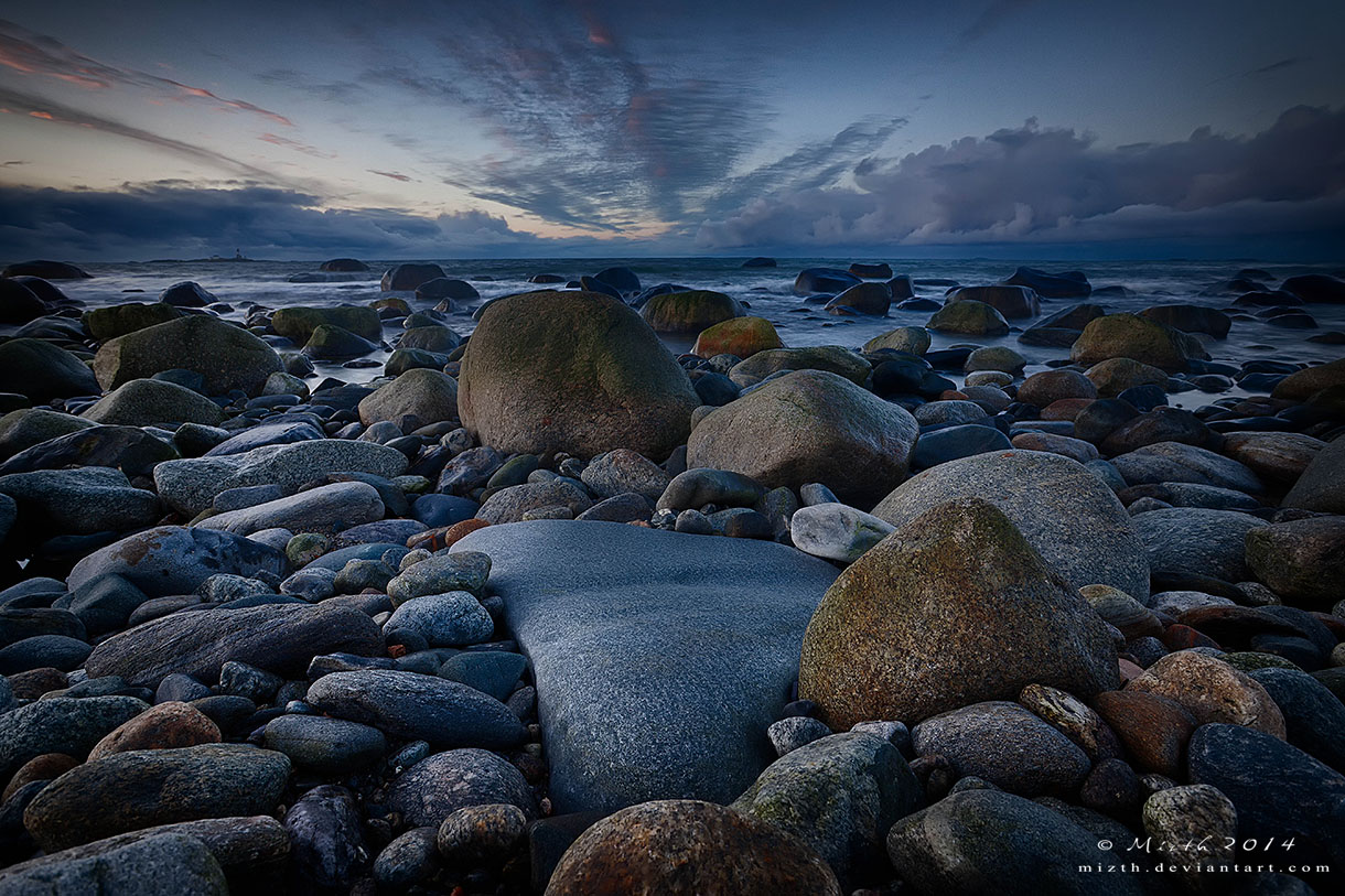 Rocks by Mizth