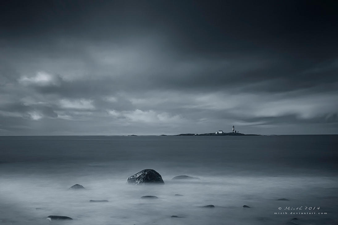 The Lighthouse by Mizth