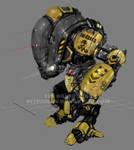 - Concept - Rescue mech