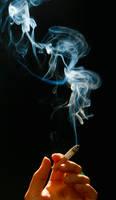 Smoke by matmoon