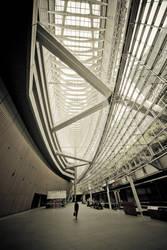 Tokyo International Forum by matmoon