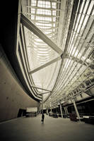 Tokyo International Forum by matmoon