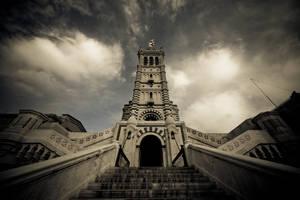 Notre Dame de la Garde by matmoon