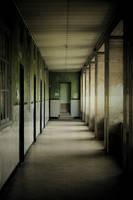 Corridor by matmoon
