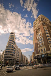Madrid by matmoon