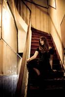 Lorena - escaliers - 2 by matmoon