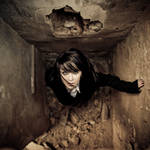 Down in a hole by matmoon