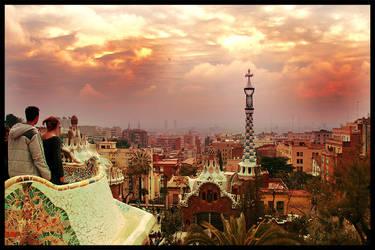 Barcelona 2 by matmoon
