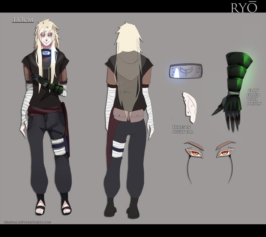 Ryo By Xravas On DeviantArt