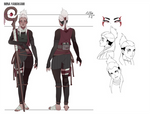Mina Yamakami - Reference Sheet