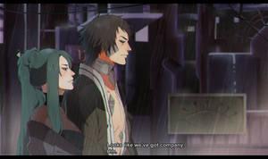 Fake screenshot - Keidan and Kohana