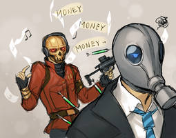 killing floor doodle by justduet