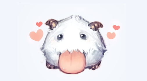 A League of Legends poro