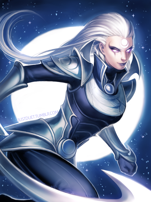 Diana by justduet