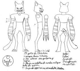 Modelsheet- Cherise Cat