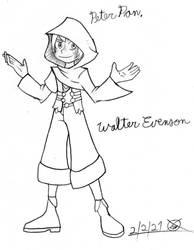 OC1: Walter Evenson
