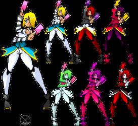 Alice Pixelart Color